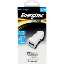 АЗУ ENERGIZER Hightech DCA1BHWH3, 1 USB, 2,4A, белый