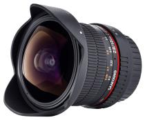 Samyang 12mm f/2.8 ED AS NCS Fish-eye Four Thirds