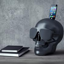 Jarre Technologies Aeroskull HD Black Matt