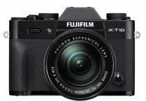 Fujifilm X-T10 Kit (16-50mm) Black