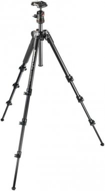 Manfrotto MKBFRA4-BH BEFREE Tripod+Ball Head Black