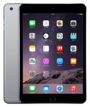 Apple iPad mini 3 64Gb Wi-Fi+Cellular gray (MGJ02)