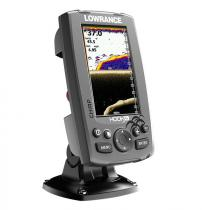 Lowrance HOOK-4x Mid/High/DownScan (83/200+455/800)