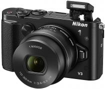 Nikon 1 V3 Kit (10-30mm VR) Black